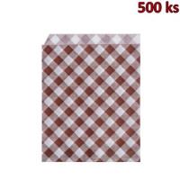 Sáčky na párek v rohlíku 8+3,5 x 20 cm [300 ks]