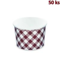 Papírová miska kulatá KARO 500 ml, M (Ø 115 mm) [50 ks]