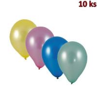 Nafukovací balónky metalíza mix M [10 ks]