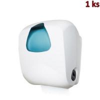 Zásobník INTRO s automat. odstřihem ručníků v roli, bílý [1 ks]