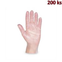 Jednorázové rukavice TPE (vel.L) [200 ks]