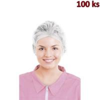Čepec extra lehký, bílý [100 ks]