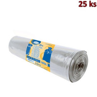 Pytle na odpadky transp.70x110cm,120 l, Typ 60 [25 ks]