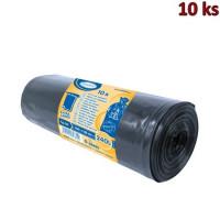 Pytle na odpadky černé 100x125cm,240 l, Typ 80