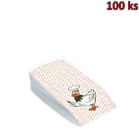 Sáčky na 1/1 grilované kuře (2-vrstvé) [100 ks]