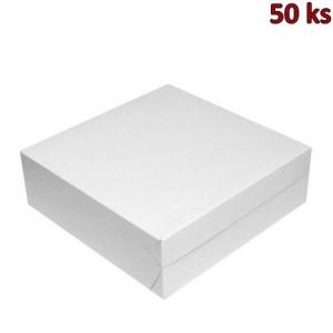 Dortová krabice 32 x 32 x 10 cm [50 ks]