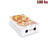 Krabice na pizzu CALZONE 27 x 16,5 x 7,5 cm