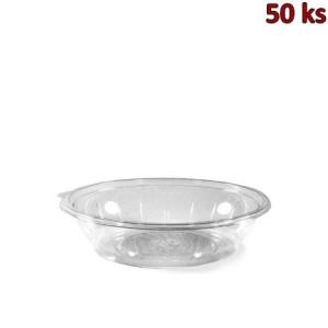 Salátová miska průhledná 1000 ml PET [50 ks]