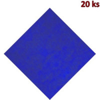 Napron PREMIUM 80 x 80 cm tmavě modrý