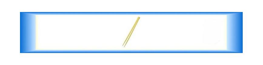 Čínské hůlky jídelní