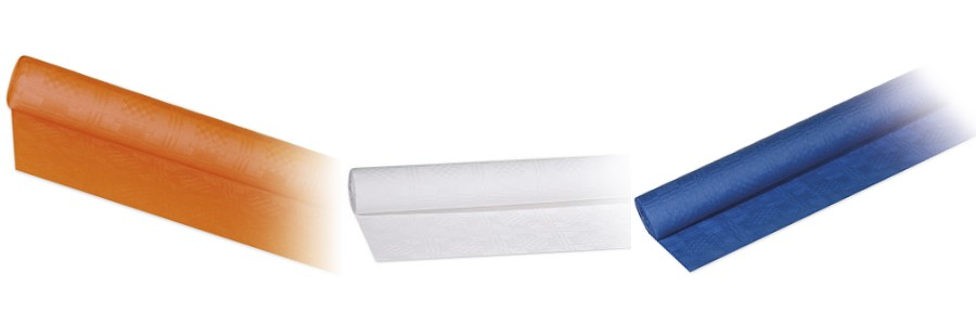 Papírové ubrusy za nejlepší ceny